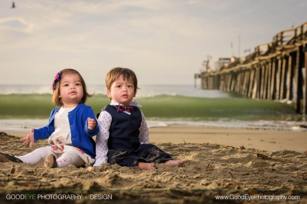 Capitola Beach Family Photos - Dianne and Brian - by Bay Area family photographer Chris Schmauch www.GoodEyePhotography.com