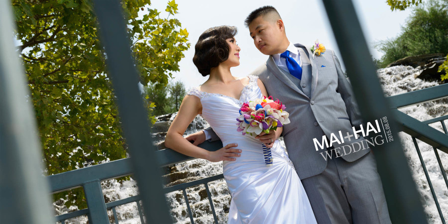 Sunol Valley Golf Club Wedding Photos - Mai + Hai - by Bay Area wedding photographer Chris Schmauch www.GoodEyePhotography.com