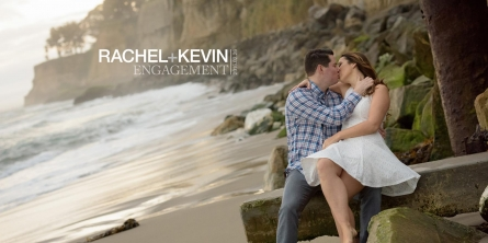 Capitola Engagement Photography - Rachel & Kevin