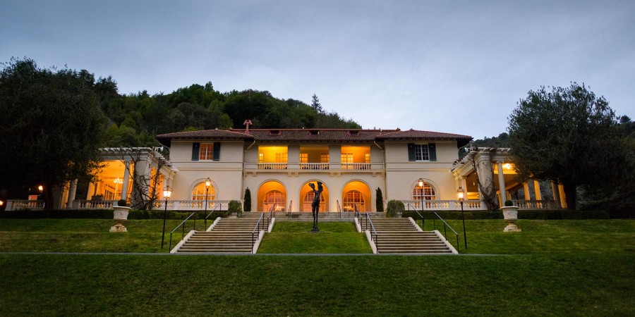1920s Themed Casa Blanca Birthday Party at Villa Montalvo in Saratoga - Event Photography by www.GoodEyePhotography.com