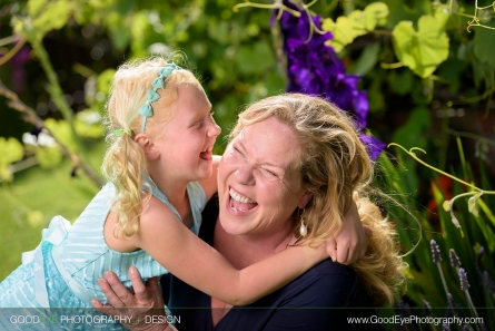 Mother Daughter Portraits in Aptos - by Bay Area commercial photographer Chris Schmauch