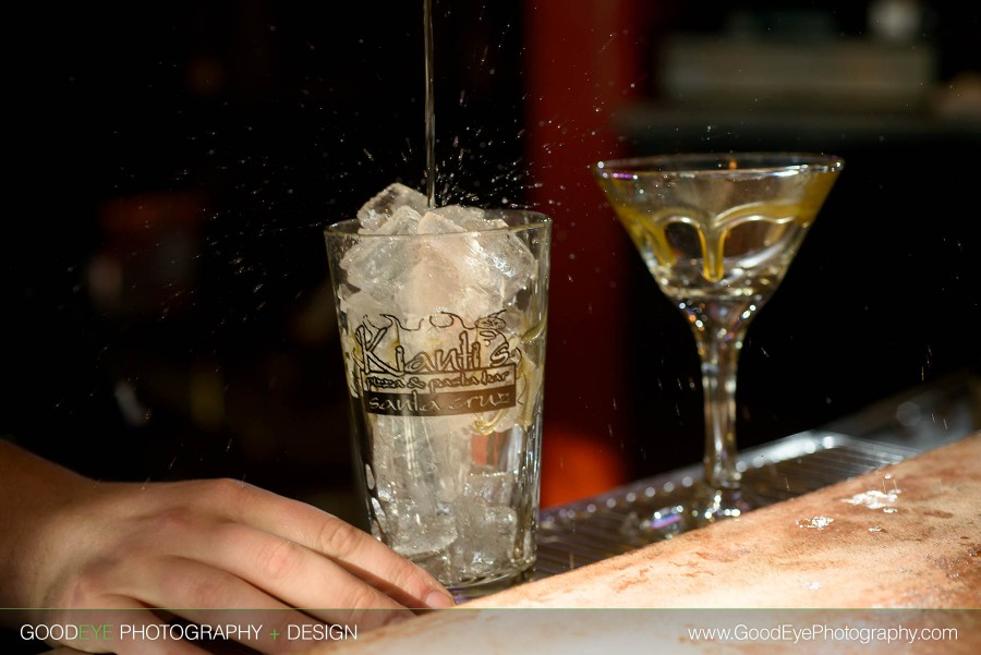 Drink and Bartending Photos at Kianti
