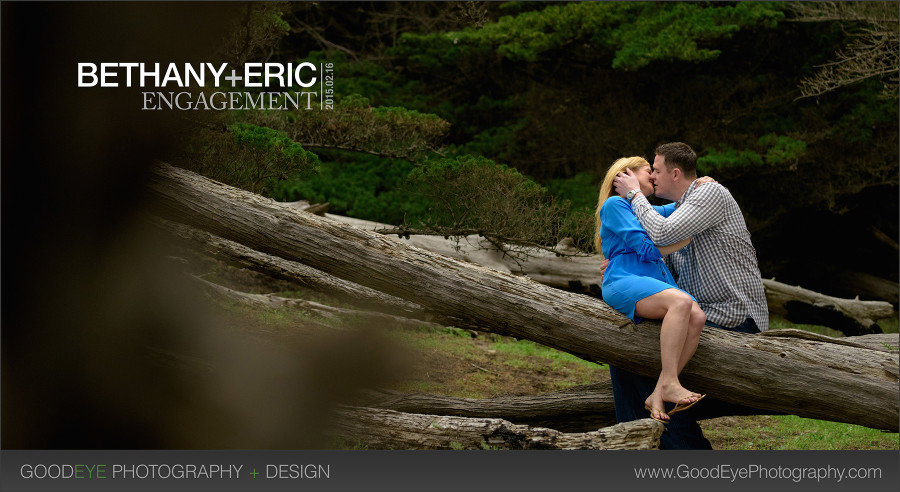 Pfeiffer Beach Big Sur Engagement Photos - Bethany and Eric - photos by Bay Area wedding photographer Chris Schmauch www.GoodEyePhotography.com