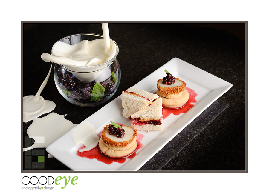 GoodEye Photography - Professional Bay Area Food Photography - Kaama Lounge, Spilled Milk, San Jose
