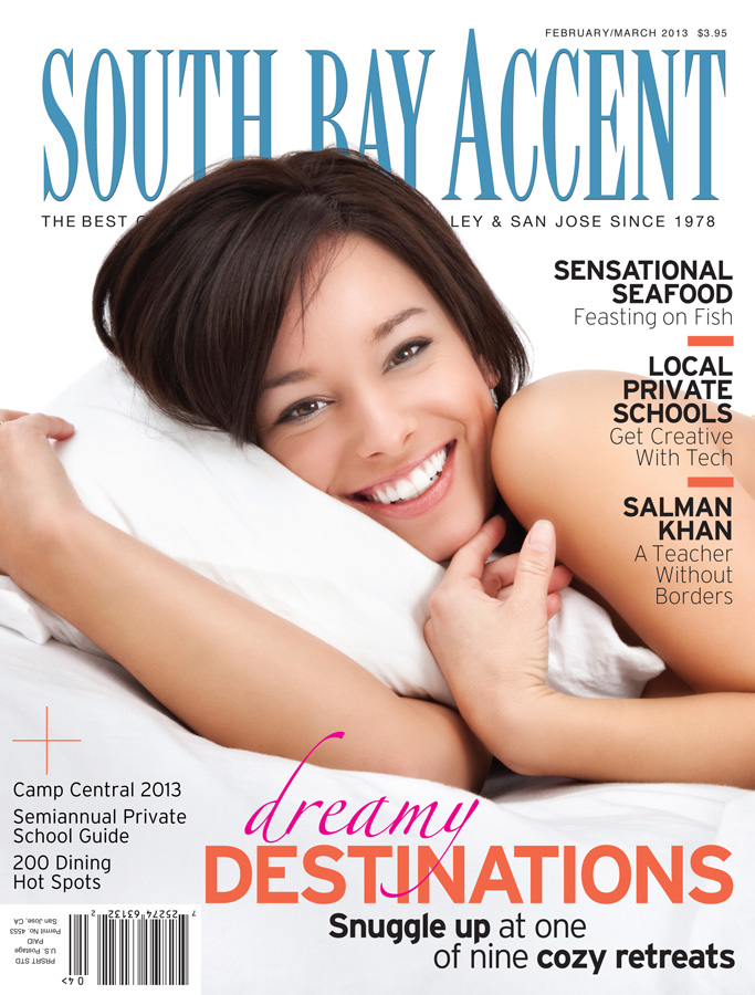South Bay Accent Cover - February/March 2013