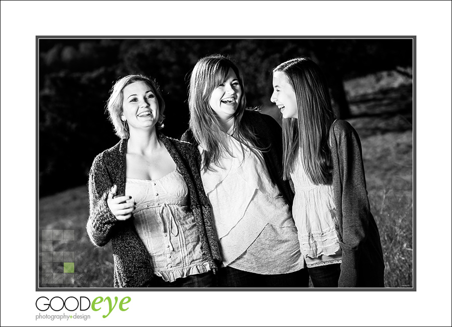Cupertino Family Photos - Sisters Portraits