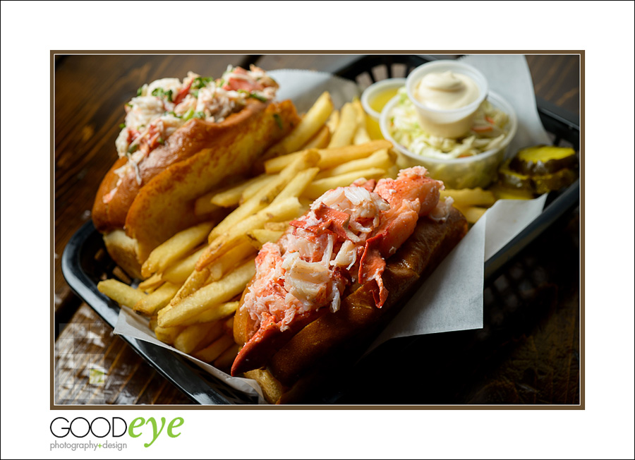 Old Port Lobster Shack - Seafood Photos - by Bay Area Food Photographer Chris Schmauch