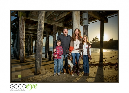 Capitola Beach Family Photos