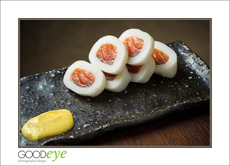 Sushi Photo - by Bay Area Food Photographer Chris Schmauch