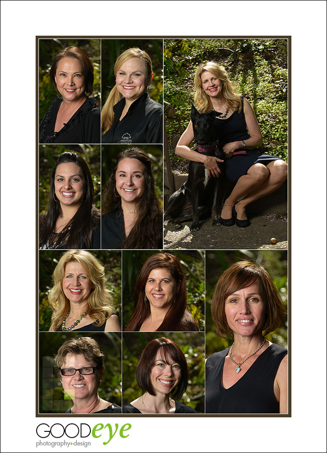 Saratoga Business Portrait Headshot Photos