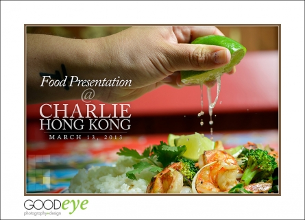Charlie Hong Kong - Food Photos - Bay Area Food Photography