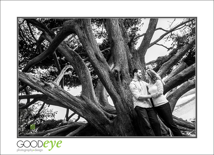 Pfeiffer Beach - Big Sur Engagement Photos - Sarah and Anthony