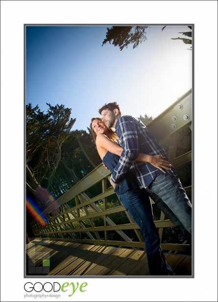 Fitzgerald Marine Reserve Engagement Photos - Moss Beach