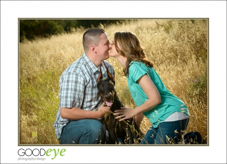 Coyote Creek Trail - Morgan Hill Engagement Photos - Urban Decay, Barn, Fields at Sunset