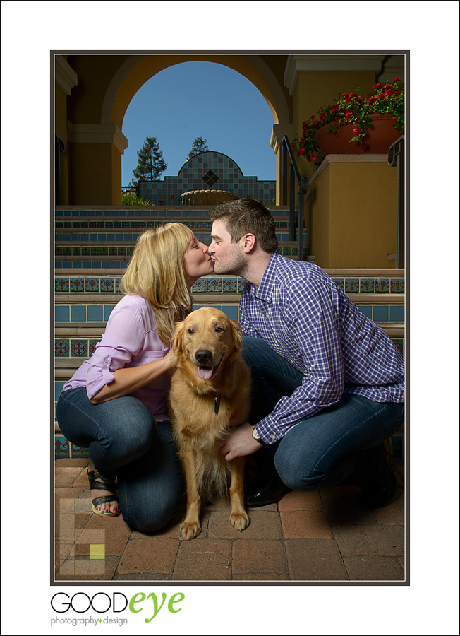 San Jose Engagement Photos - Jullia and Ryan - Sycamore Park