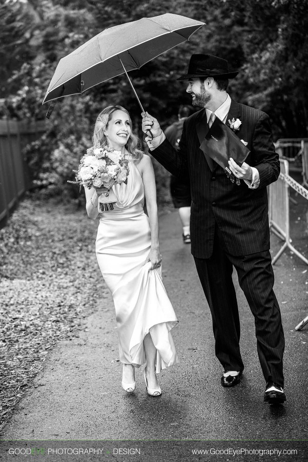 Shakespeare Garden Wedding Photos - Golden Gate Park - San Francisco - Nicole and Jesse
