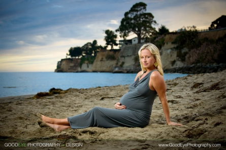 Maternity Photos - Capitola Beach - Meghann