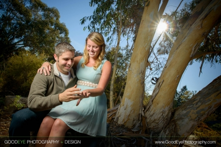 Santa Cruz Engagement Photos - UCSC Arboretum - Ellen and John