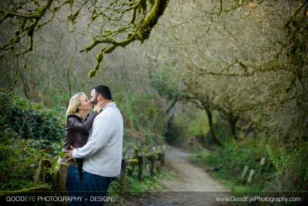 Henry Cowell Engagement Photos - Stevie + Angelo