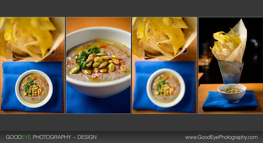 Tapas Dishes - Editorial Food Photography - for South Bay Accent Magazine