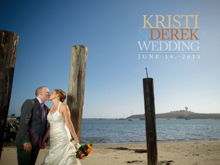 Oceano Hotel Half Moon Bay Wedding Photos - Kristi and Derek