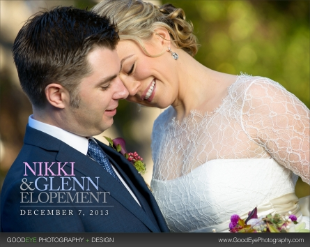 Old Monterey Inn - Lover's Point - Elopement Photos - Nikki and Glenn
