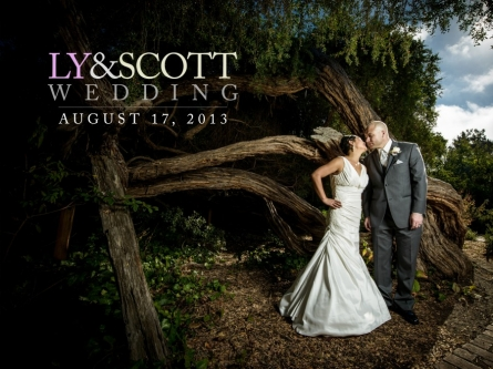 Old Whaling Station Wedding Photos - Ly and Scott