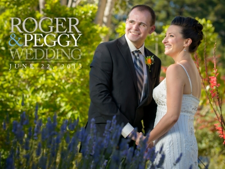 Sesnon House Wedding Photos - Aptos - Peggy and Roger