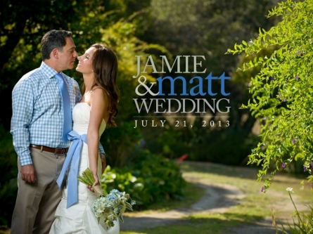 Rancho Soquel Wedding Photos - Jamie and Matt