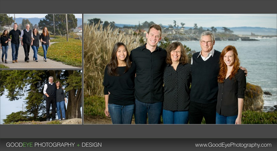 West Cliff Drive Family Photos