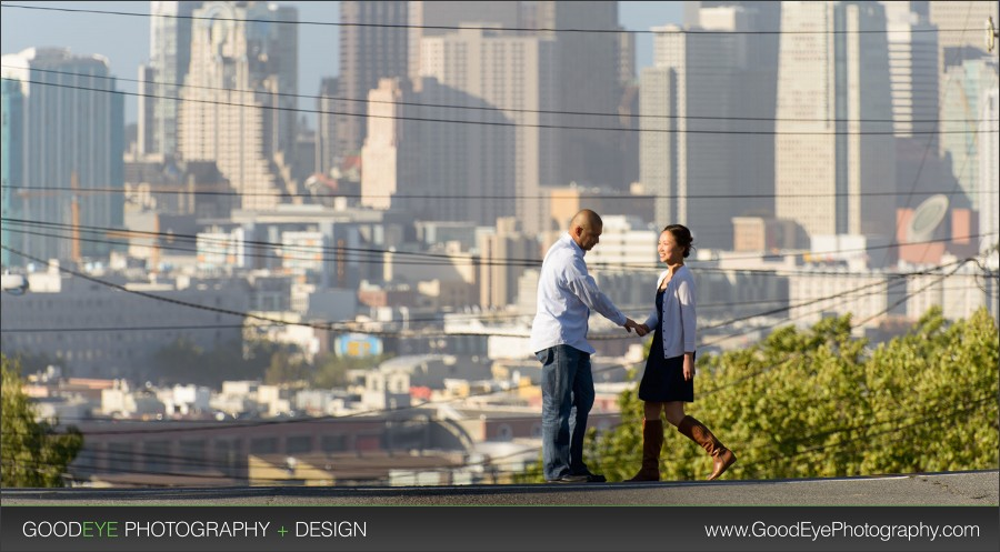 San Francisco Engagement Photos - Becky and Sam