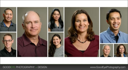 Burlingame Business Portrait (Group and Individual) Photography - by Chris Schmauch www.GoodEyePhotography.com