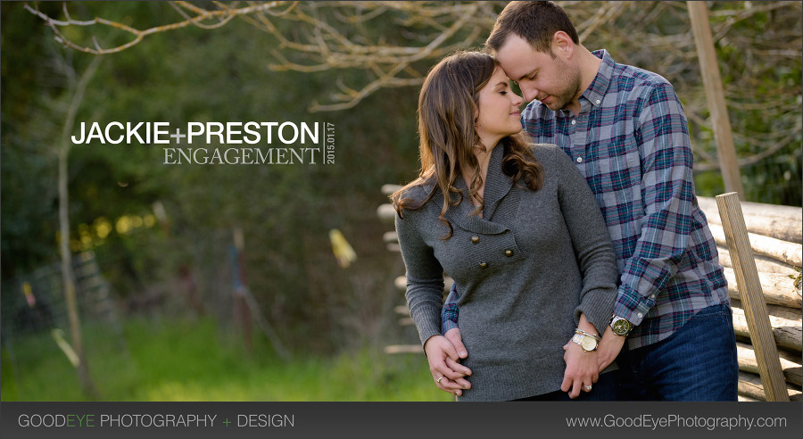 Hidden Villa, Los Altos Engagement Photos – Jackie and Preston – by Bay Area wedding photographer Chris Schmauch www.GoodEyePhotography.com