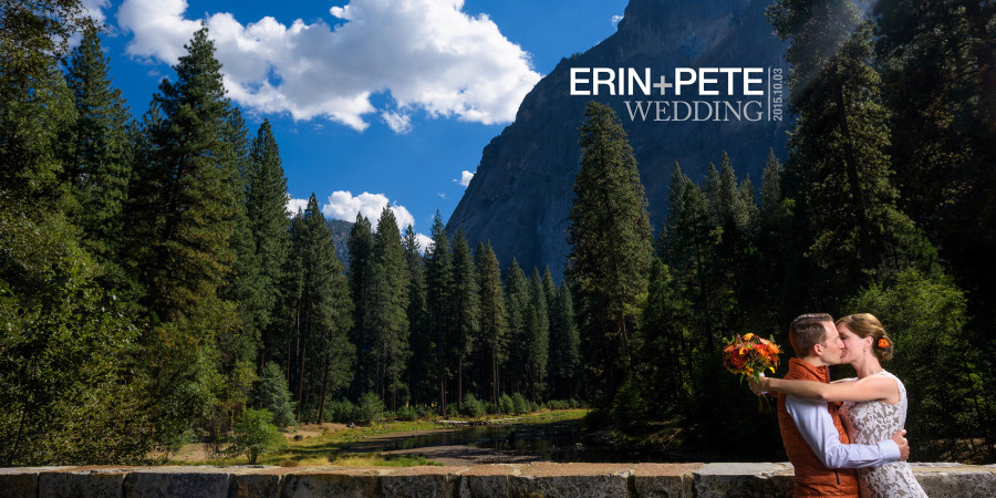Ahwahnee Hotel Yosemite Valley Wedding Photos - Erin and Pete - by Bay Area wedding photographer Chris Schmauch