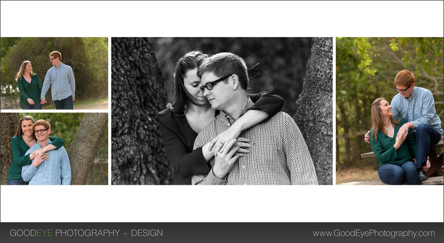 Hidden Villa Engagement Photos – Los Altos – by Bay Area wedding photographer Chris Schmauch www.GoodEyePhotography.com