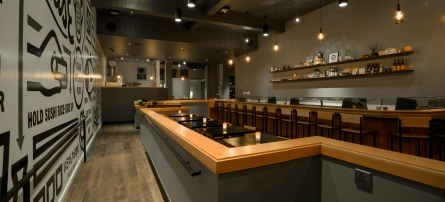 Ichi Sushi – Architectural Interior Photos – by Bay Area architecture photographer Chris Schmauch www.GoodEyePhotography.com