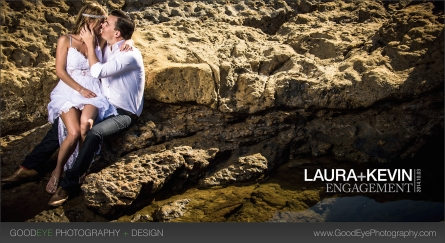Point Lobos Engagement / Bridal Portraits – Laura and Kevin – by Bay Area wedding photographer Chris Schmauch www.GoodEyePhotography.com