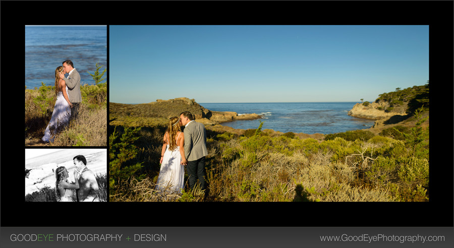 Point Lobos Engagement / Bridal Portraits –Laura and Kevin –by Bay Area wedding photographer Chris Schmauch www.GoodEyePhotography.com