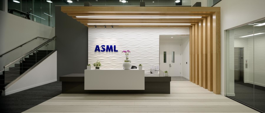 San Jose Interior Architecture Photography - ASML
