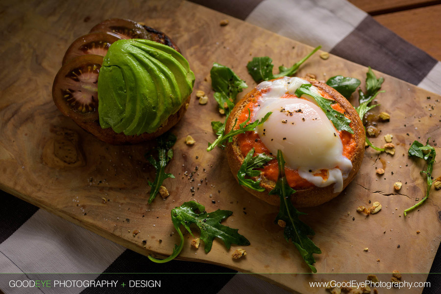 Palo Alto food photography @ Stanford University