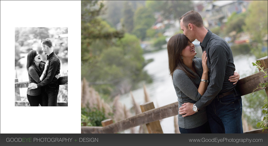 Capitola Engagement Photos –Alicia and Chris – by Bay Area wedding photographer Chris Schmauch www.GoodEyePhotography.com