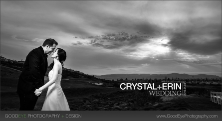 The Bridges Golf Club Wedding Photography - San Ramon - Crystal and Erin
