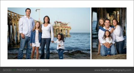 Capitola Beach Family Photos - Jonathan and Angela - by Bay Area family photographer Chris Schmauch www.GoodEyePhotography.com
