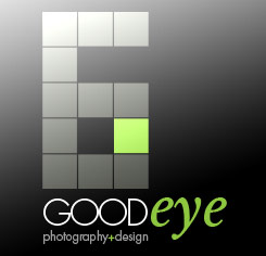 GoodEye Photography + Design Blog logo